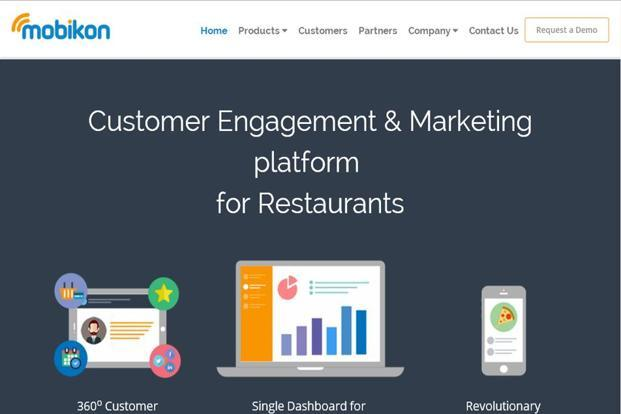 The Mobikon platform currently powers over 65,000 reviews and engages over 600,000 diners each month. Photo: Mint
